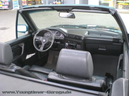 BMW E30 325i Cabrio - Fotostorie