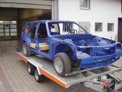 Commodore 3 9 24v caravan for Garage opel l union