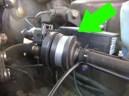 Montage-Anleitung Euro II Nachrüstsatz BMW E30 325i